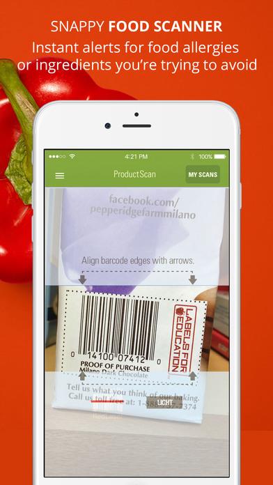 ShopWell iPhone Screenshot 4