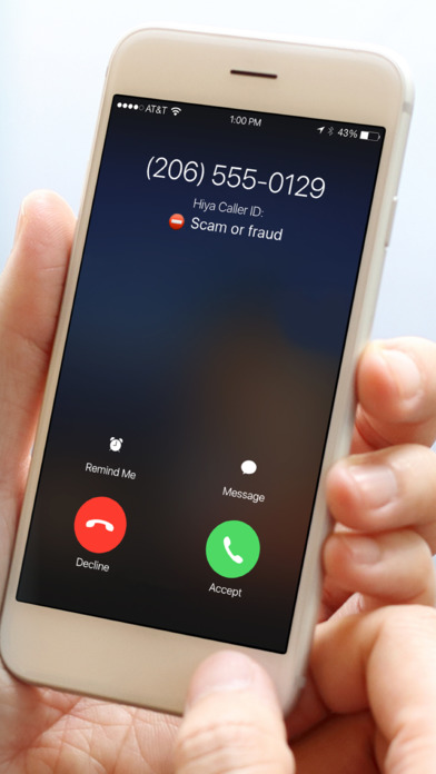 Put an end to annoying calls from telemarketers and spammers with this call blocking app.