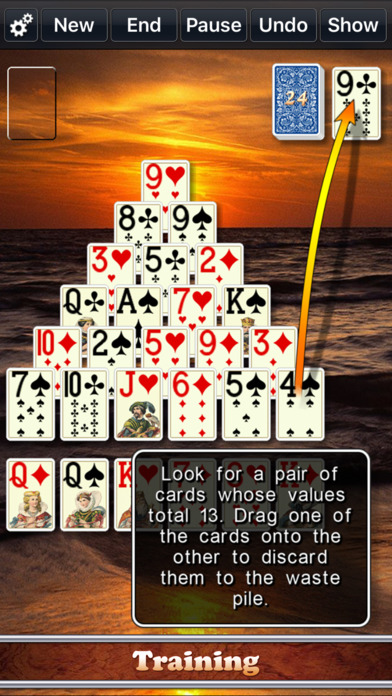 Screenshot #9 for Solitaire City (Ad-Free)