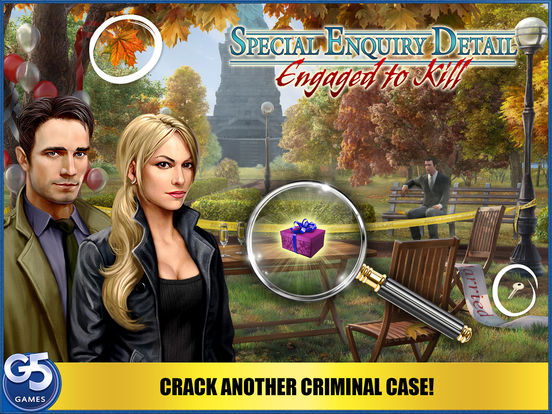 Special Enquiry Detail: Engaged to Kill® HD (Full) Screenshots