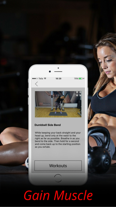 Abdominal Exercises and Abs Workouts Routine Screenshots