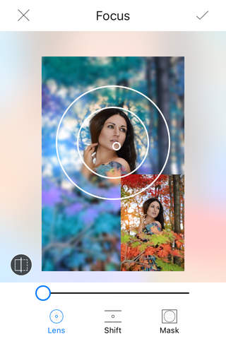FaceX - Perfect Selfie & Portrait screenshot 3