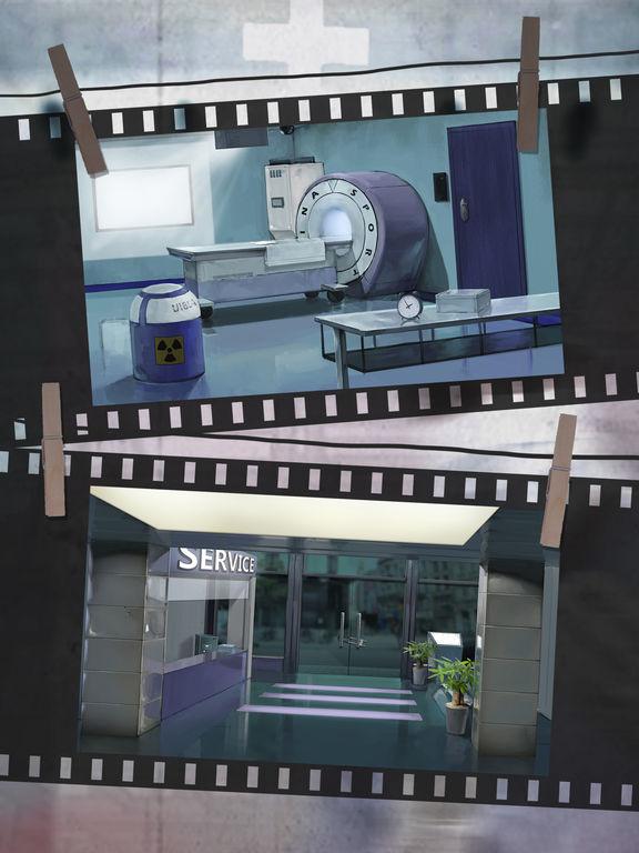 Escape The Rooms:Hospital Horror Escape Games screenshot 10