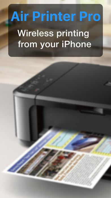 Air Printer - print docs & pdf screenshot 1