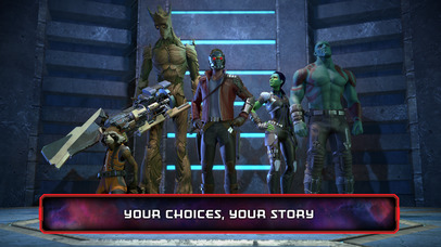 Marvel's Guardians of the Galaxy TTG screenshot 2