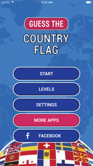 Guess The Flag Quiz - General Knowledge screenshot 4