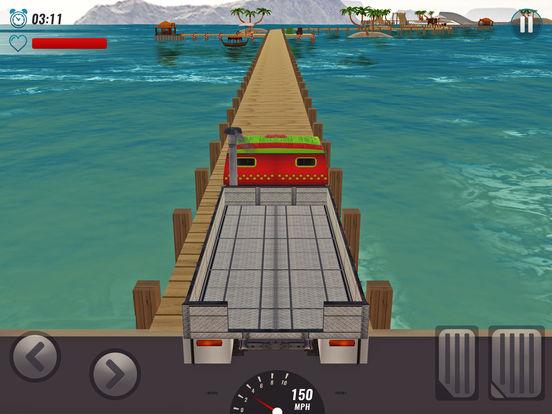 Impossible Track Truck Driver Simulator 3D screenshot 7
