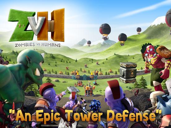 ZvH: Zombies vs Humans Screenshots