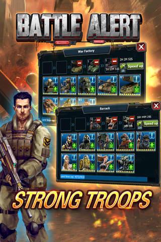 Battle Alert:War of Tanks screenshot 4
