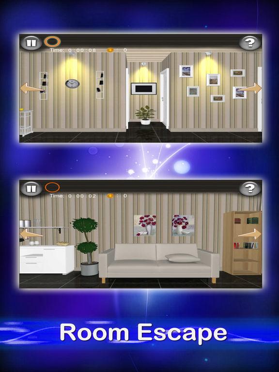 Escape 22 Difficult Rooms screenshot 8