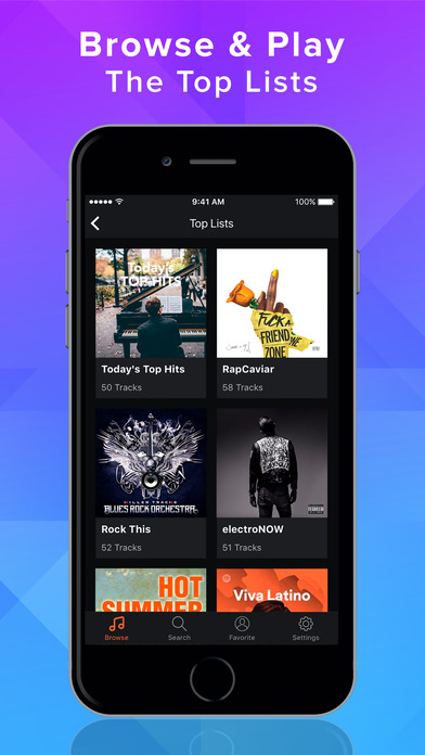Premium Search Music Pro for Subscription Premium screenshot 1