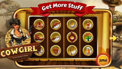 Screenshot 3 Hot CowGirl Slots — Classic Vegas Slot Machines