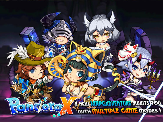 Pandora X - Cute style ARPG Screenshots
