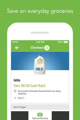 Checkout 51: Cash Back Savings screenshot 3
