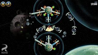 【精品小游】愤怒的小鸟:星球大战