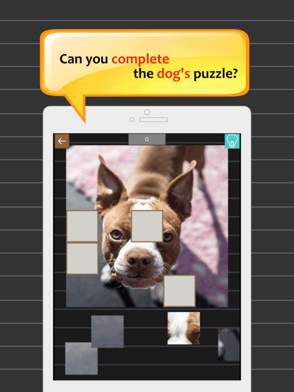 Jigsaw puzzle screenshot 4