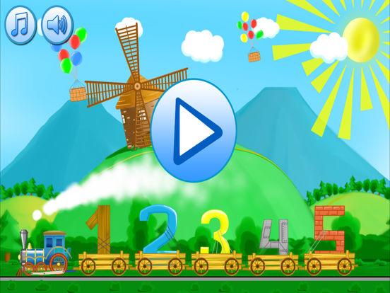 Скачать Учим цифры - развивающие игры для малышей