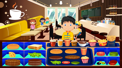 Supermarket Restaurant Cashier screenshot 2