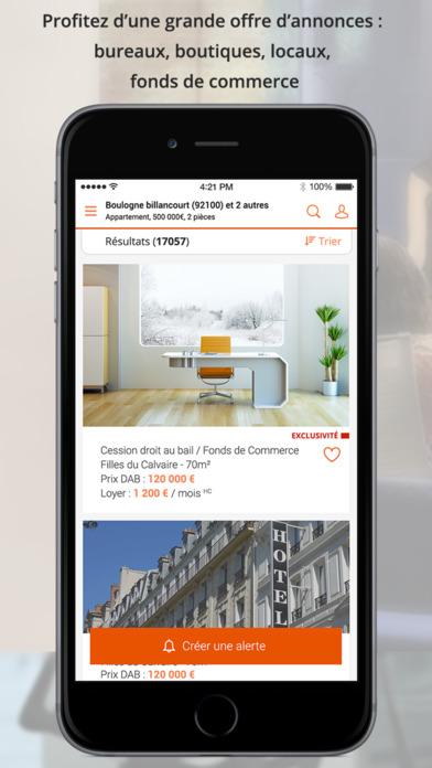 AgoraBiz iPhone Screenshot 3