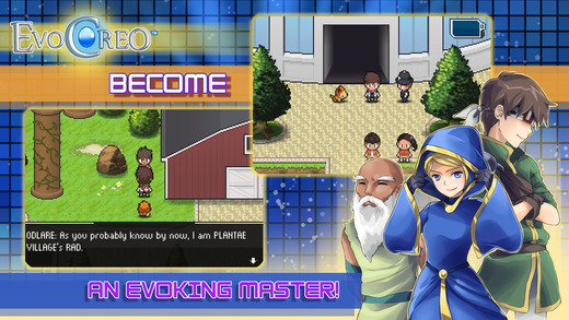 EvoCreo - A Monster Capture RPG Screenshots