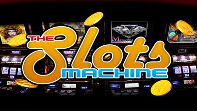 Screenshot 1 The Slot Machine — Huge Jackpot