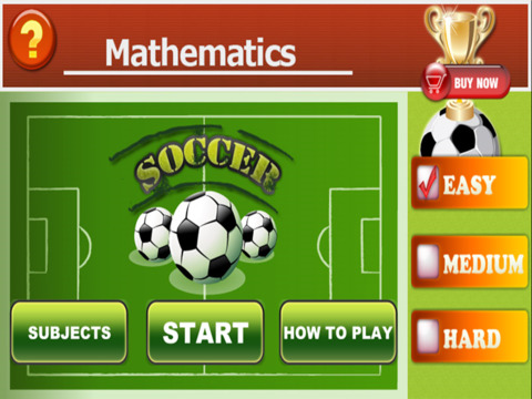 math in soccer essay Database of free mathematics essays - we have thousands of free essays across a wide range of subject areas mathematics essays search here to find a specific article or browse from the list below.