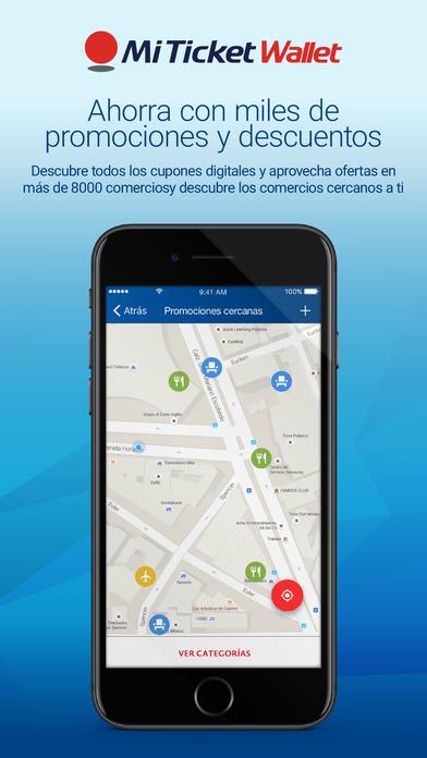Edenred MX iPhone Screenshot 2