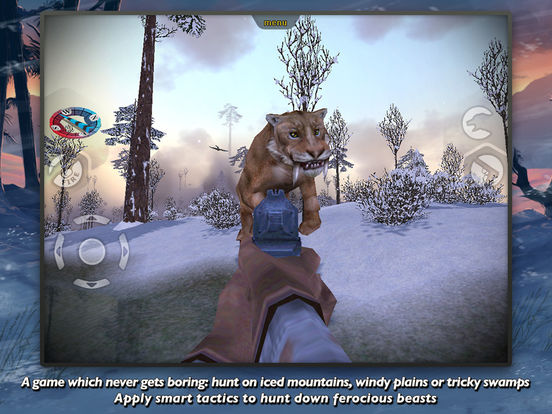 Carnivores: Ice Age iPad Screenshot 4