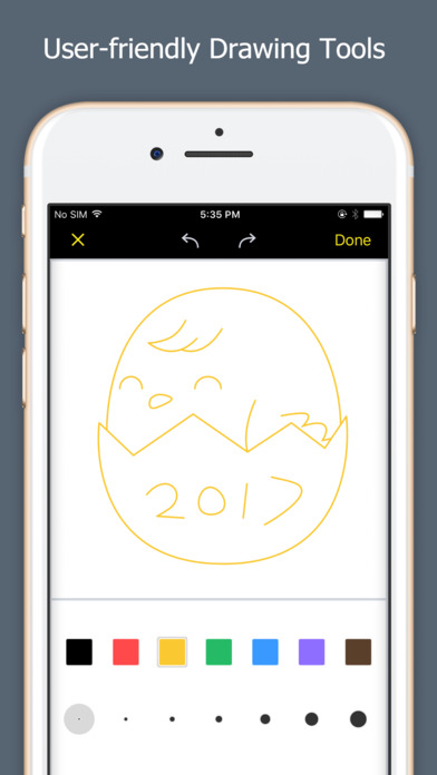 how to make a draw my life video on iphone