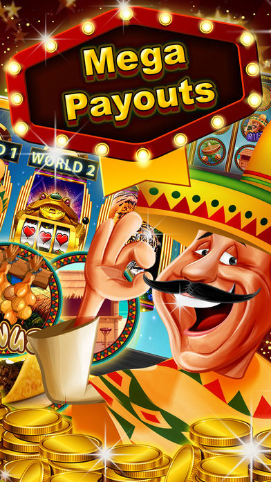 Screenshot 1 'A Gold Vegas Slots -Hit It Rich Casio Mobile Game
