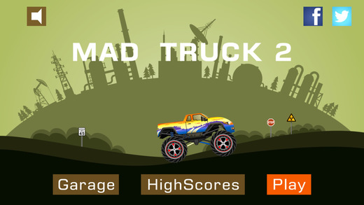 Mad Truck 2 Screenshots
