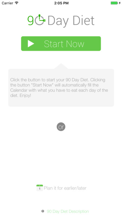 90 Day Diet Free - Lose Weight Dieting Effectively on the App Store