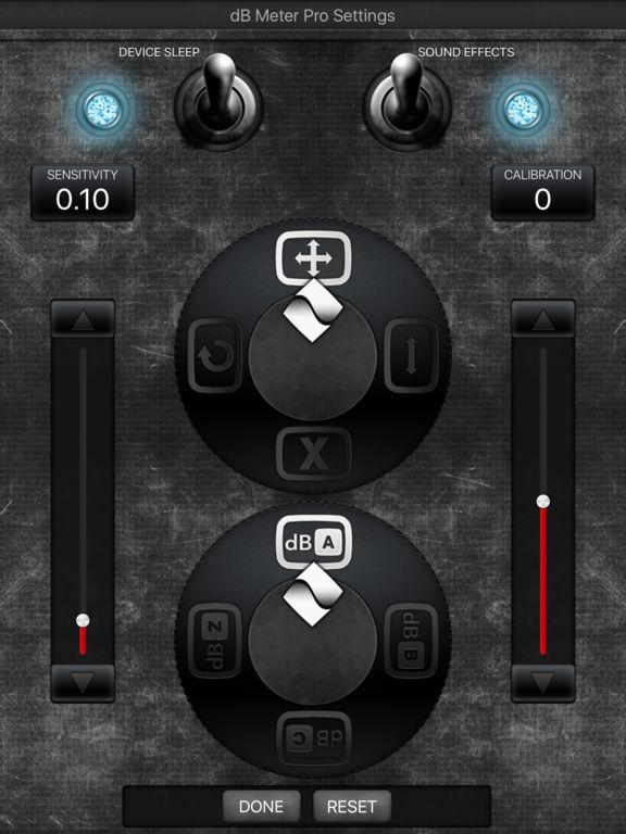 Decibel Meter Pro screenshot 8