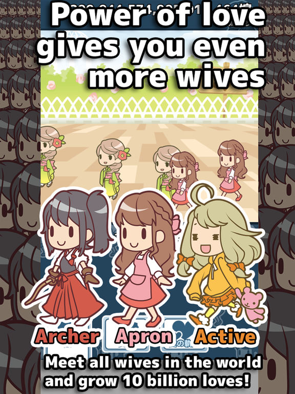 10 Billion Wives на iPad
