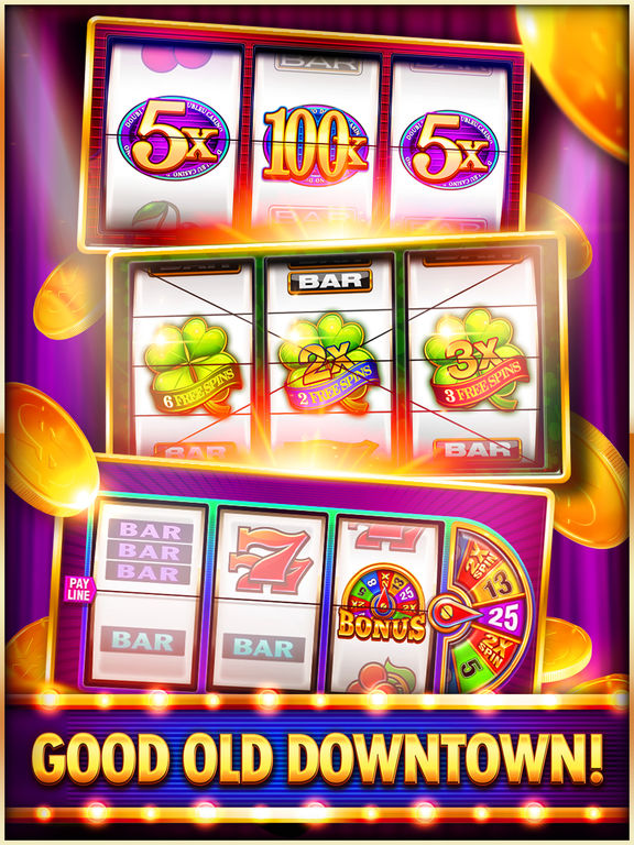 DoubleU Casino - Hot Slots, Video Poker and More iPad