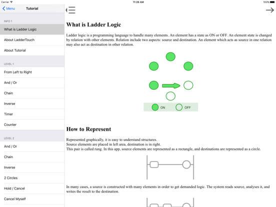 LadderTouchLite iPad Screenshot 3