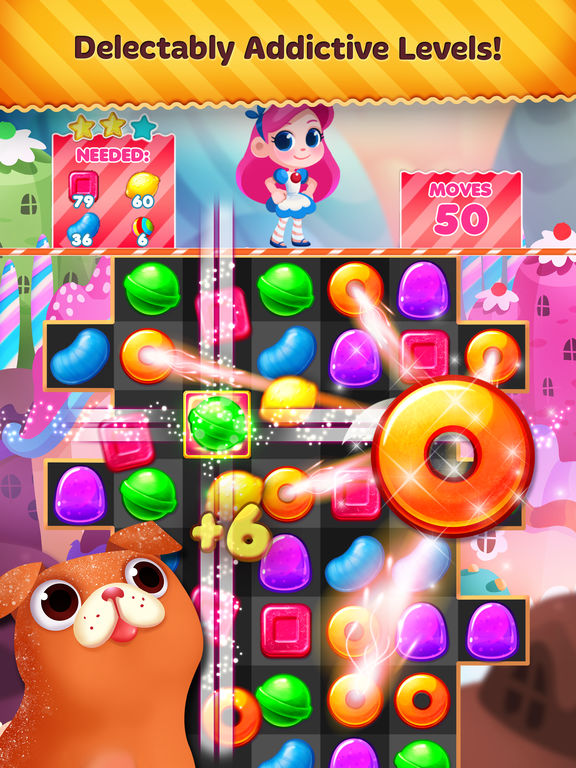Candy Blast Mania screenshot 6
