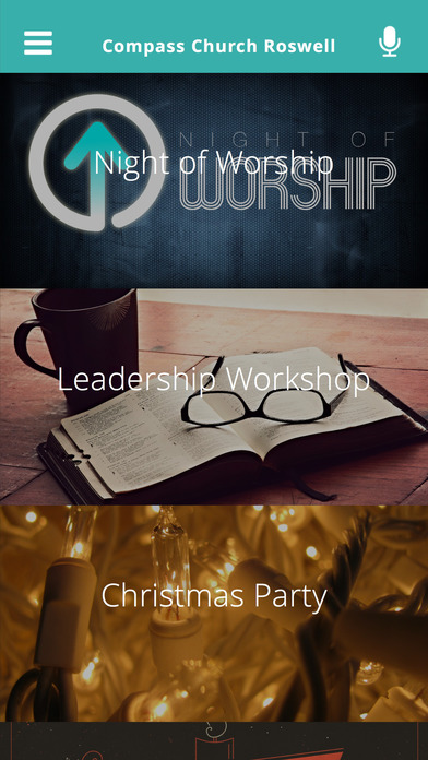 Compass Church Roswell Скриншоты7