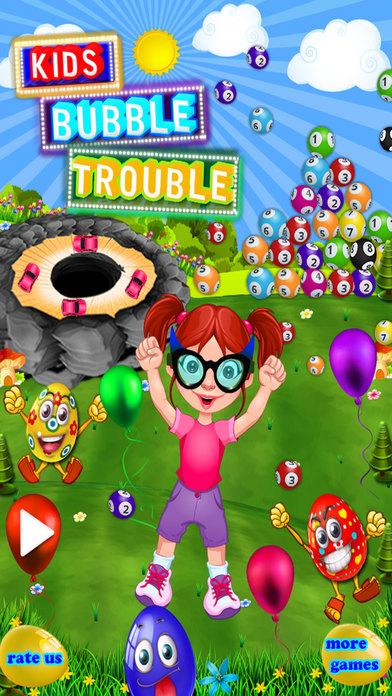 App Shopper: Kids Bubble Trouble (Games)