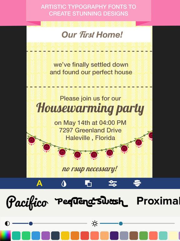 Wedding invitation maker application 28 images top album of wedding invitation stopboris Gallery
