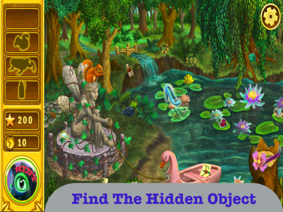 Hidden objects no downloads required 9 levels