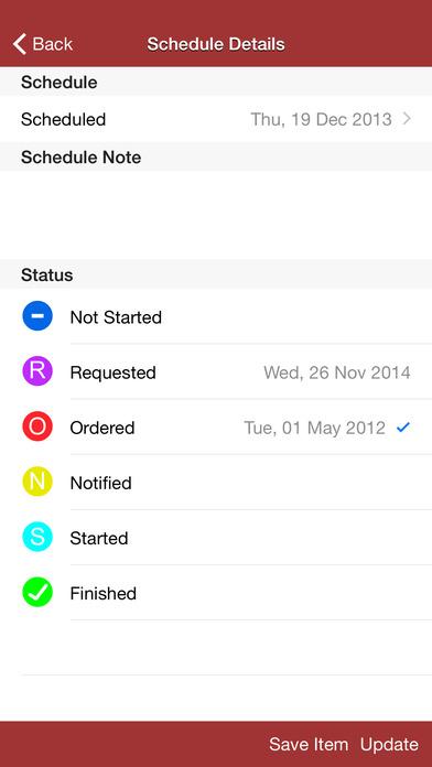 BEAMS Mobile iPhone Screenshot 4