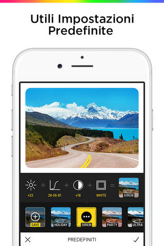 Filterra - Photo Editor Studio screenshot 4