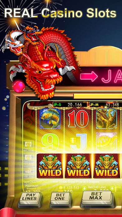 Screenshot 1 DeMacao Slots