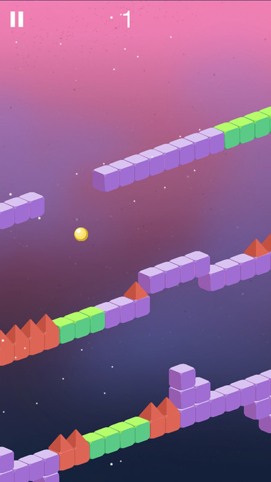 Bally Roll Cubic Adventure Dasher screenshot 1