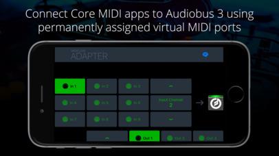 Midiflow Adapter for Audiobus 3 Screenshot
