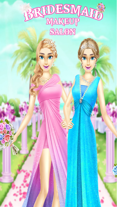 Bridesmaid Makeup Salon Pro screenshot 5