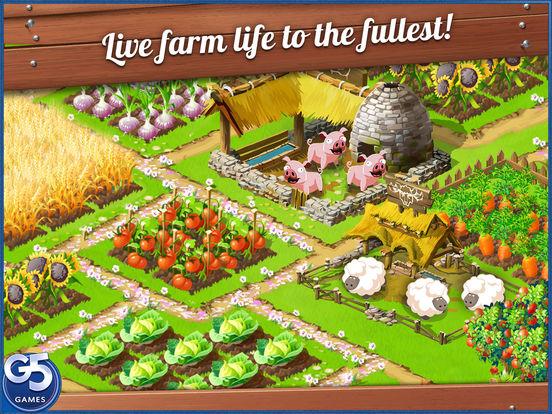 Screenshot #5 for Farm Clan®: Farm Life Adventure