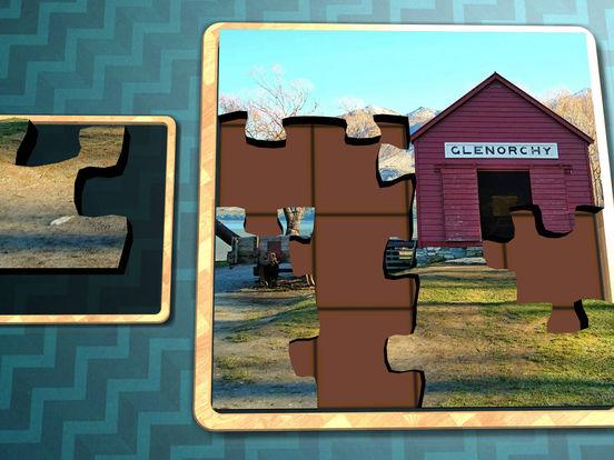Jigsaw Solitaire New Zealand screenshot 7