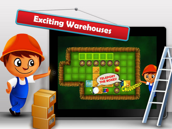 iWarehouse Free iPad Screenshot 4